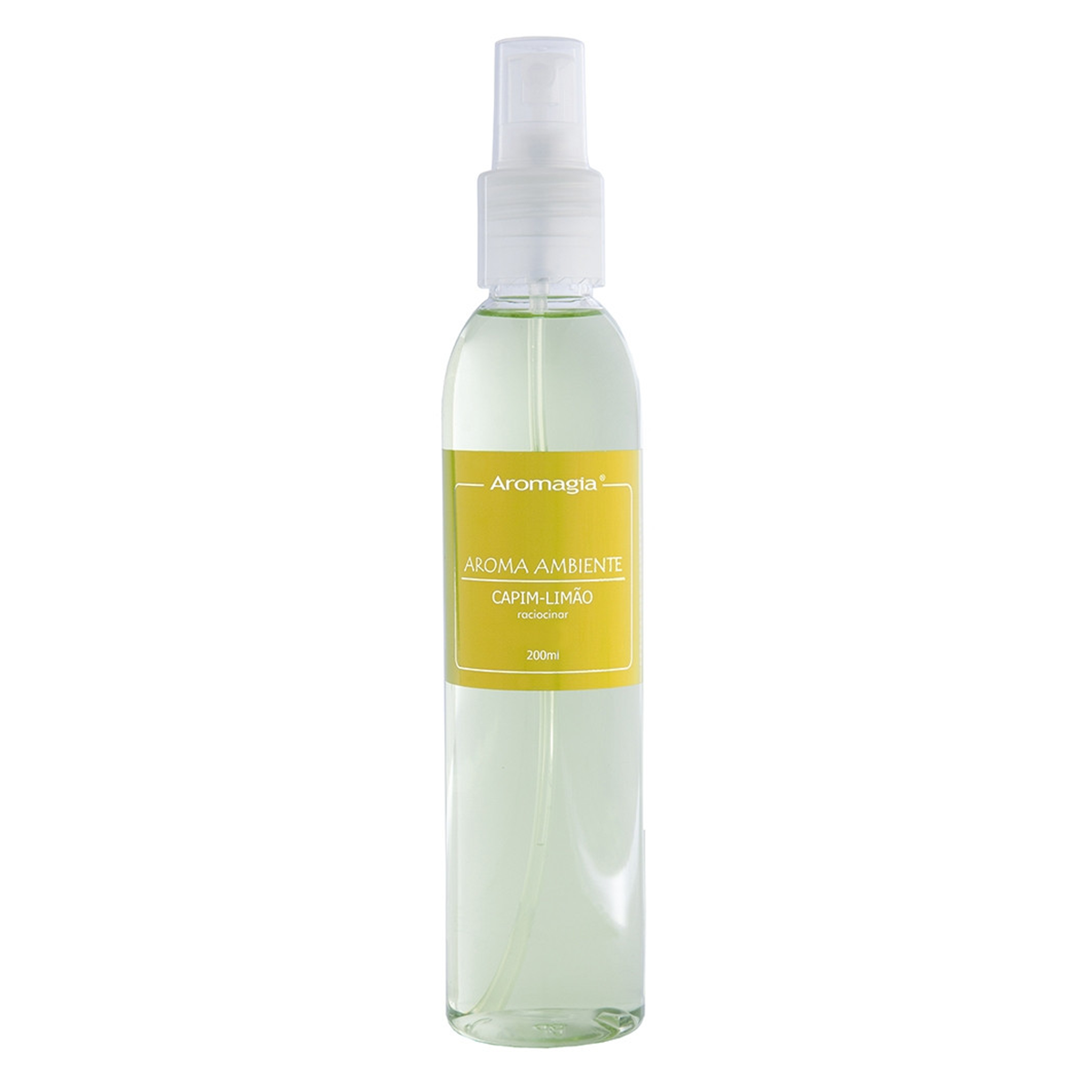 Spray de Ambiente Aromagia Capim Limão 200ml WNF