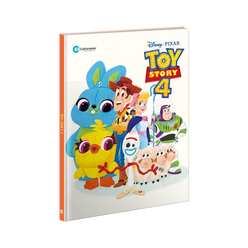 Livro de Histórias Toy Story 4