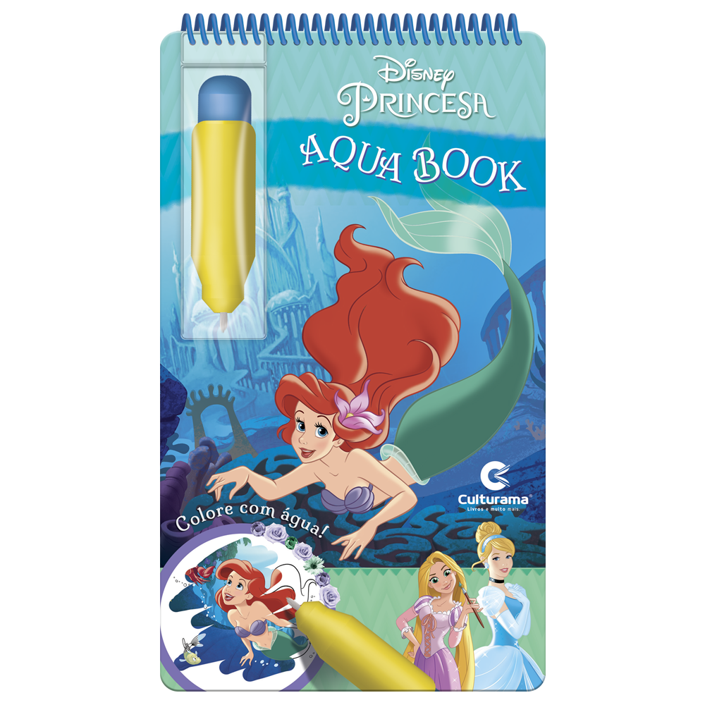 Aquabook Princesas