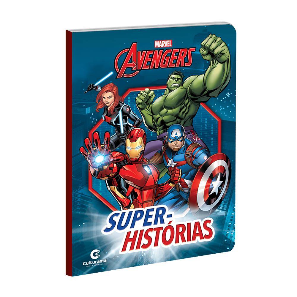 Super-Histórias Vingadores