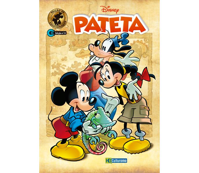Histórias em Quadrinhos Pateta Edição 0
