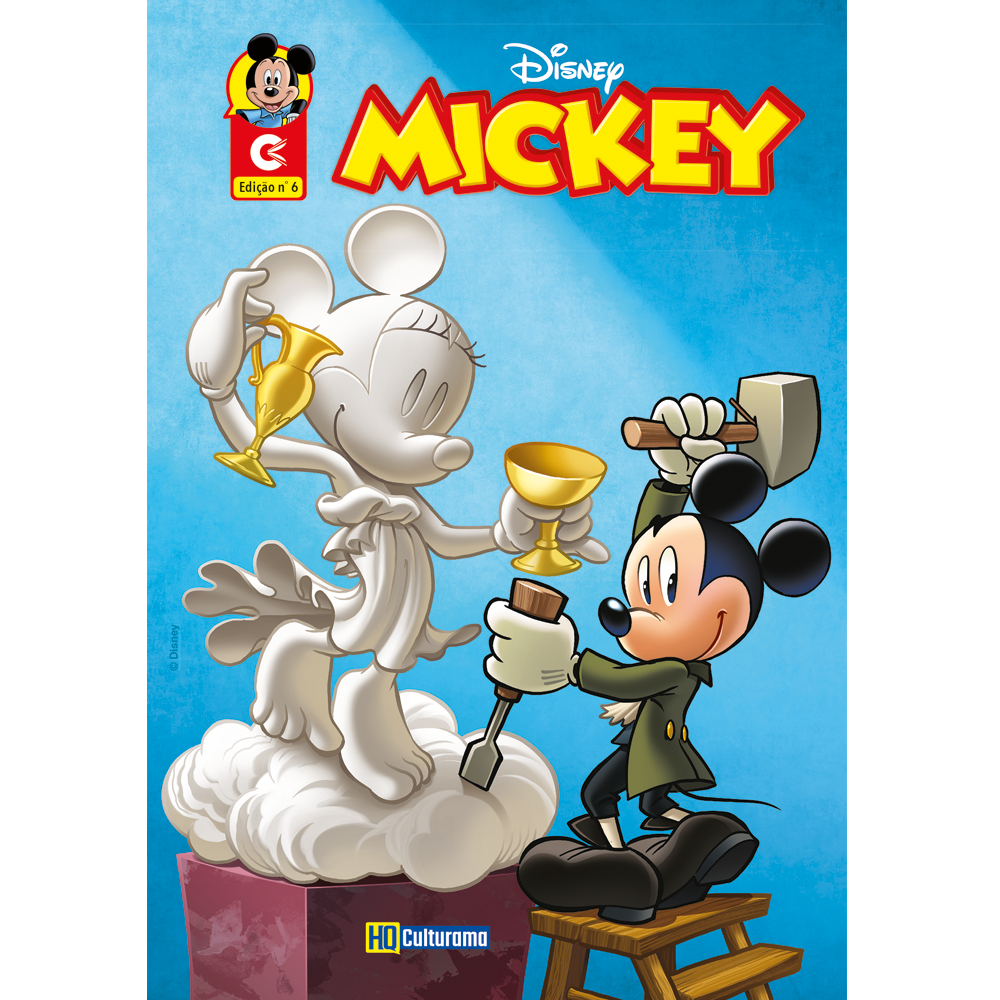 Histórias em Quadrinhos Mickey Edição 6