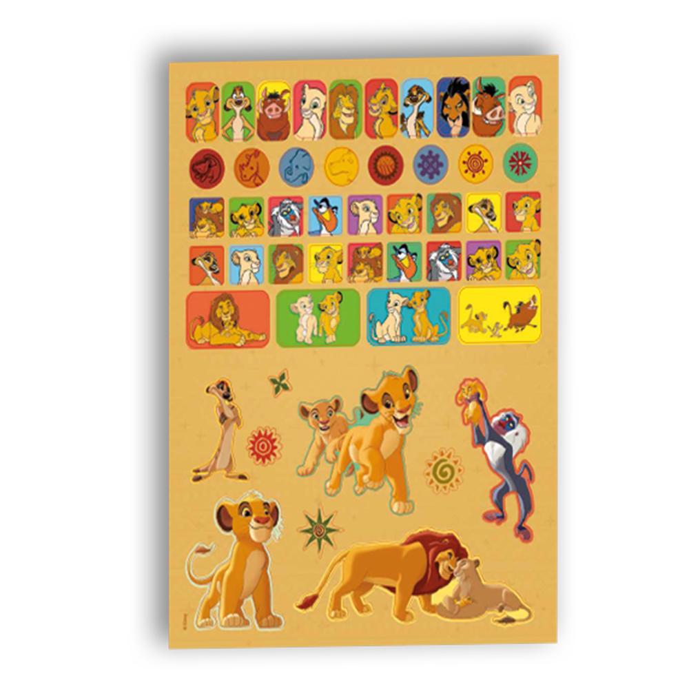 Minha Caixa de Histórias Rei Leão