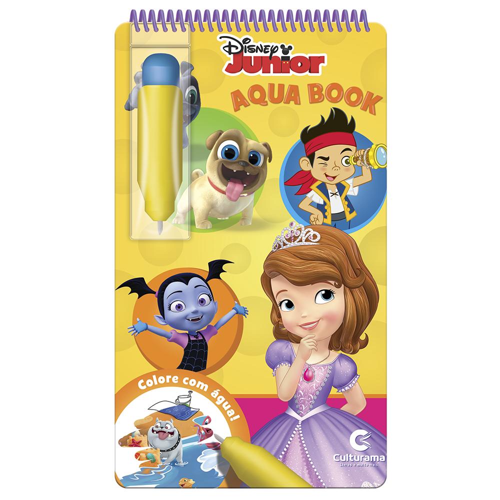 Aquabook Disney Junior