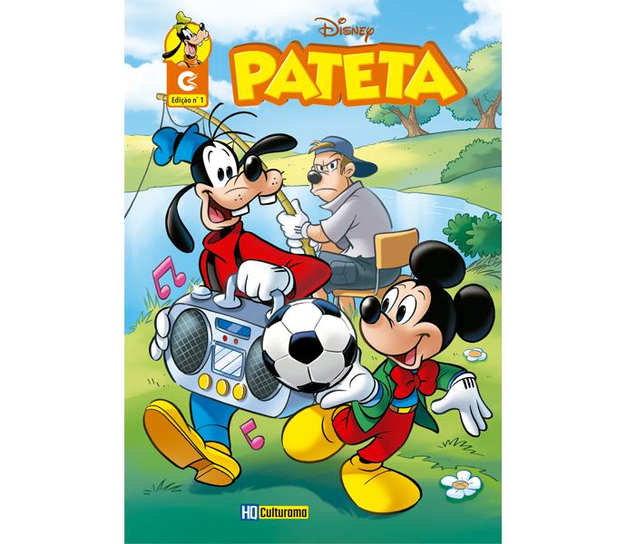 Histórias em Quadrinhos Pateta Edição 1