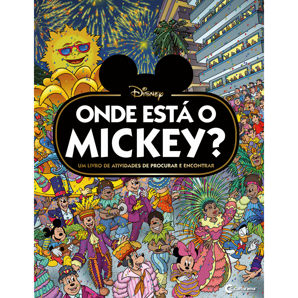 Onde Está o Mickey?