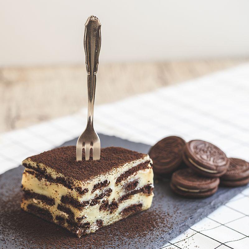 Torta Palha Cookies And Cream