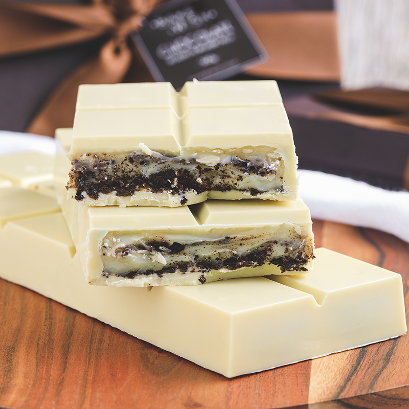 Barra Branco - Cookies And Cream