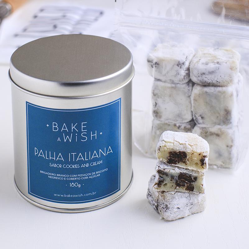 Palha Italiana Cookies And Cream