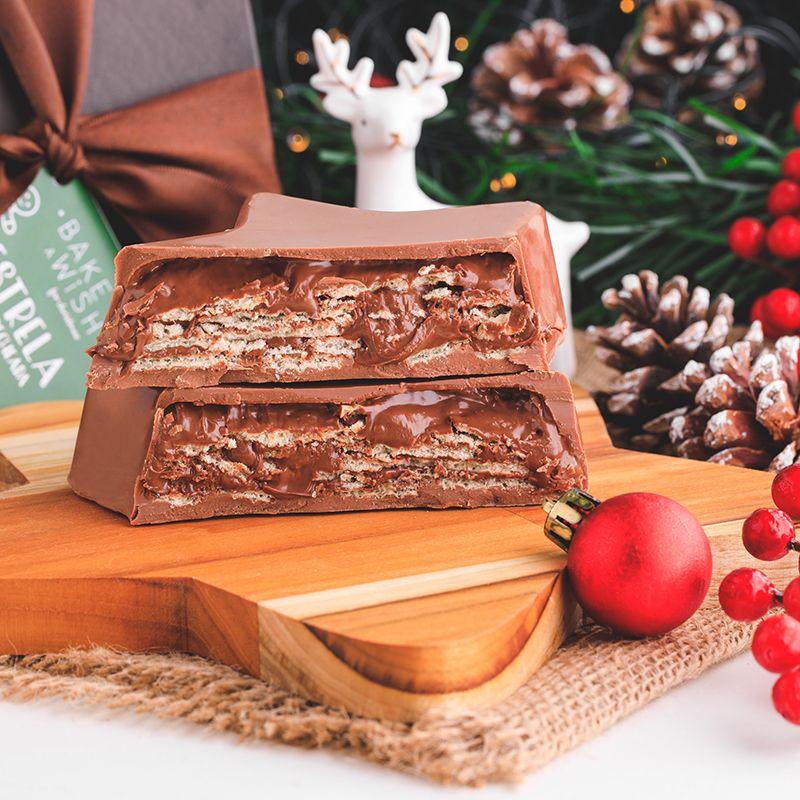 Estrela Wafer Nutella