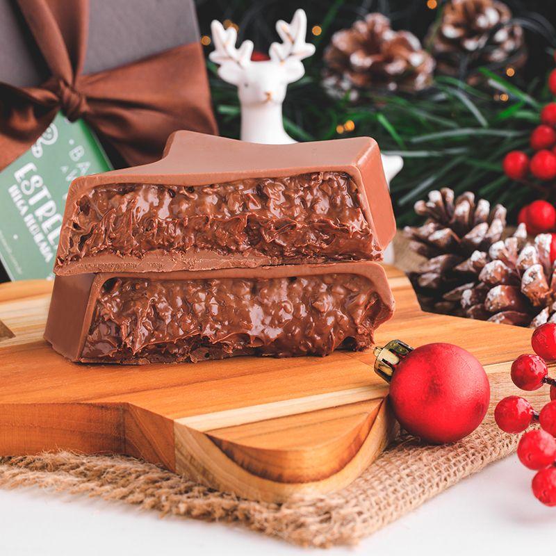 Estrela Nutella Crocante