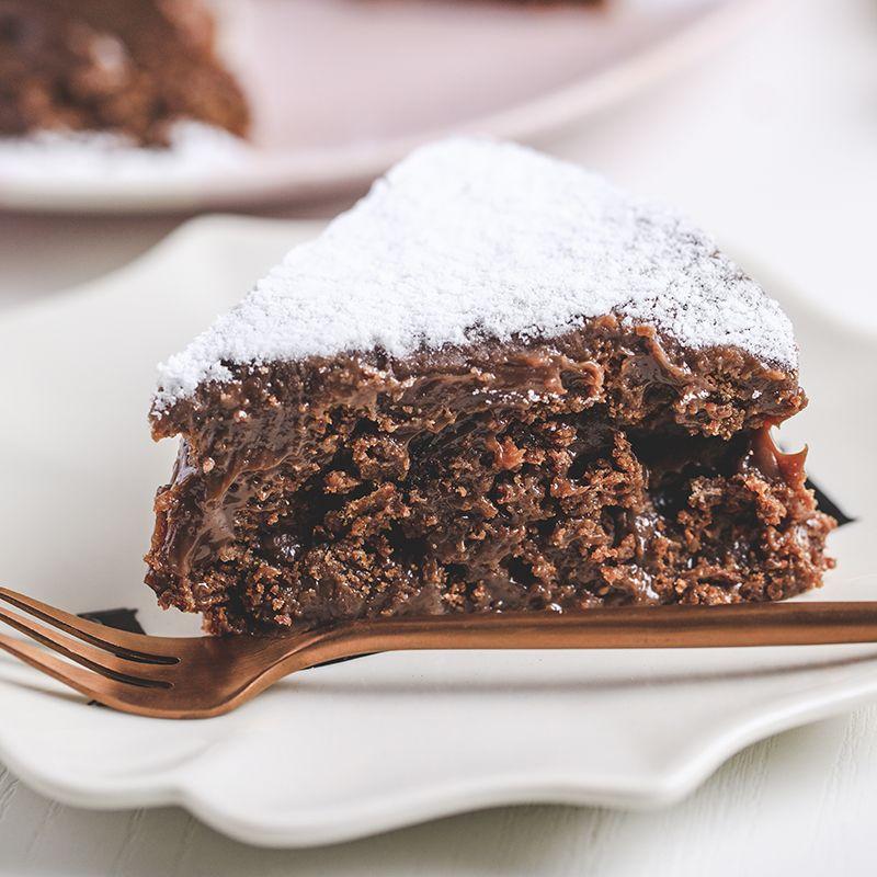 Torta Palha Brownie