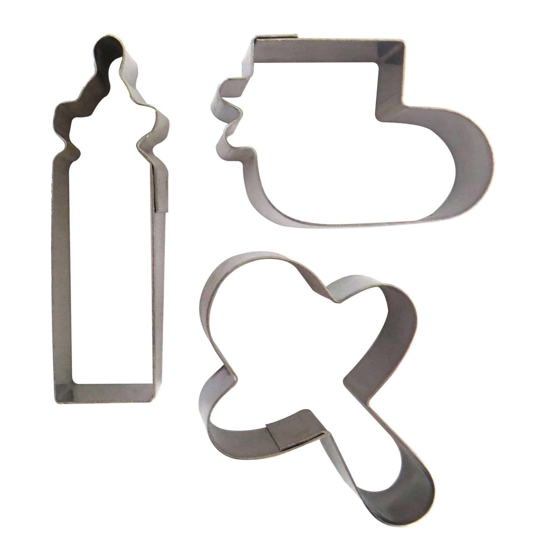 Kit cortadores - Baby Pequeno
