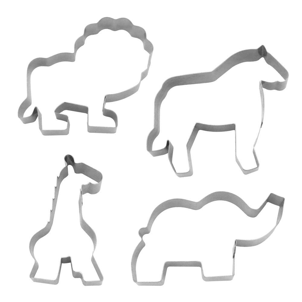 Kit Cortadores Animais - RM