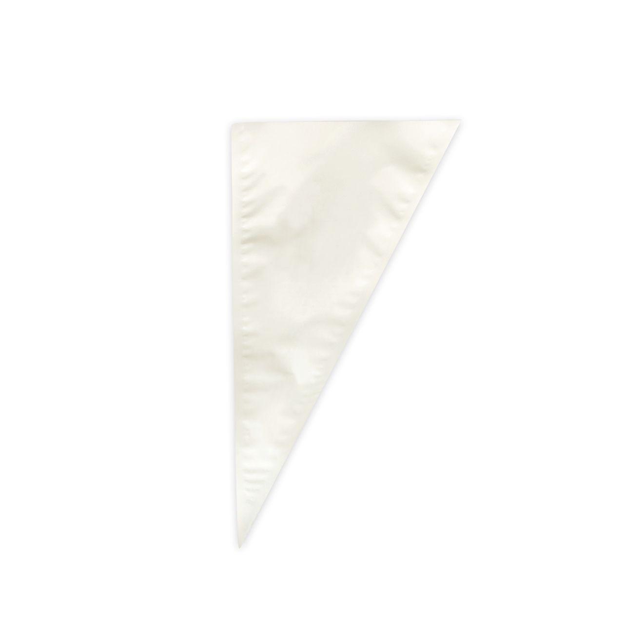 Saco para Confeitar Descartável Pequeno 19 x 31cm (5 uni) - Mago