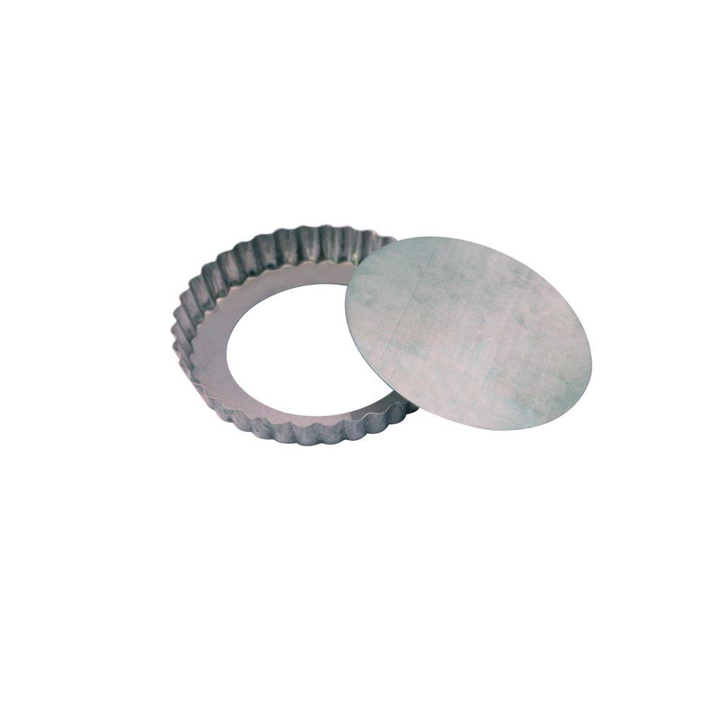 Forma Torta Maçã Fundo Falso (15 x 3cm) - Doupan