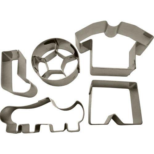 Kit Cortadores Futebol - RM