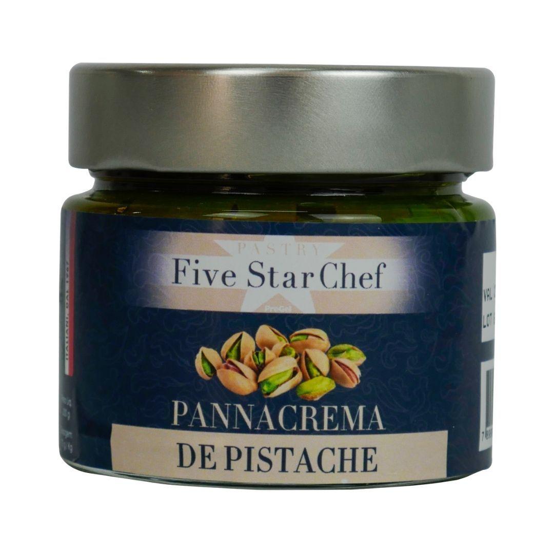 Pasta Saborizante Concentrada Panacrema de Pistache (200g) - PreGel