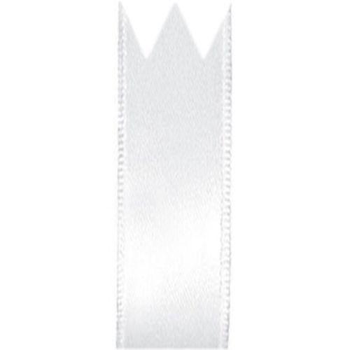 Fita Cetim Simples Branco (1,5cm x 10m) - Progresso