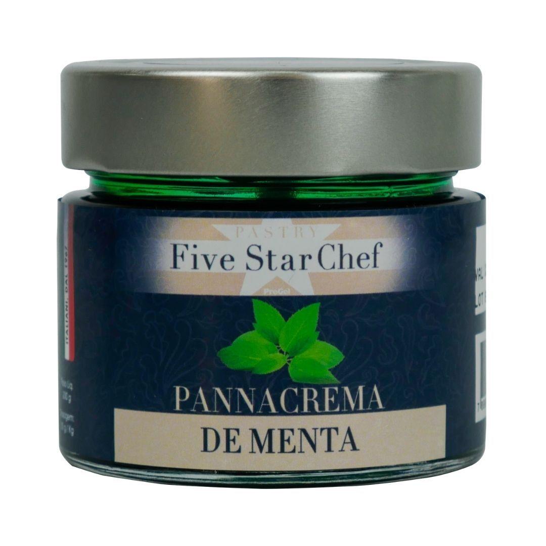 Pasta Saborizante Concentrada Pannacrema de Menta (200g) - PreGel