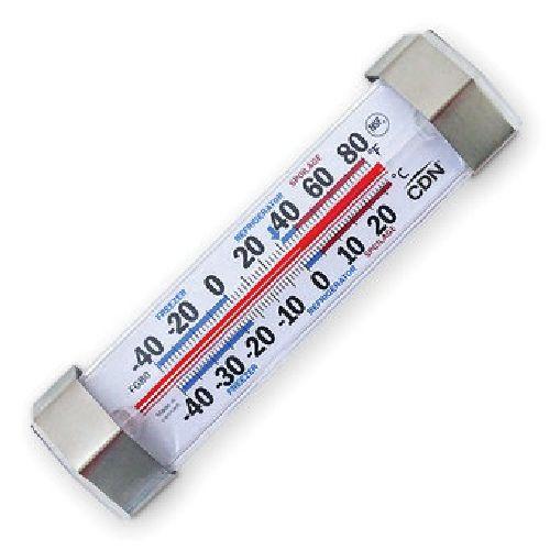 Termômetro Culinário Analógico para Freezers e Geladeiras (-40°C a 27°C ) - CDN