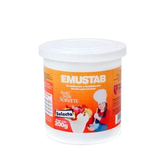 Emustab Emulsificante (200g) - Selecta