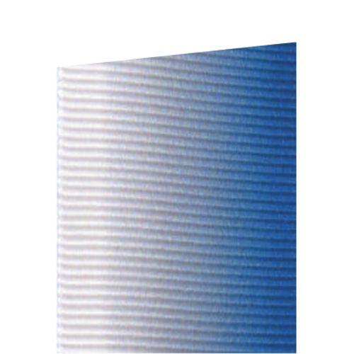 Fita Gorgurão Degradê Azul Royal (3,8cm x 10m) - Progresso