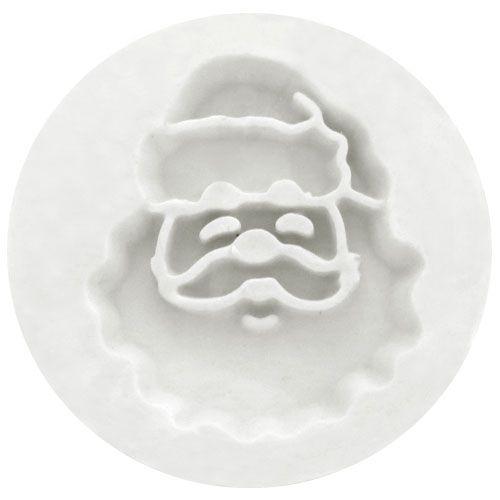 Molde de Silicone Papai Noel - Gummies