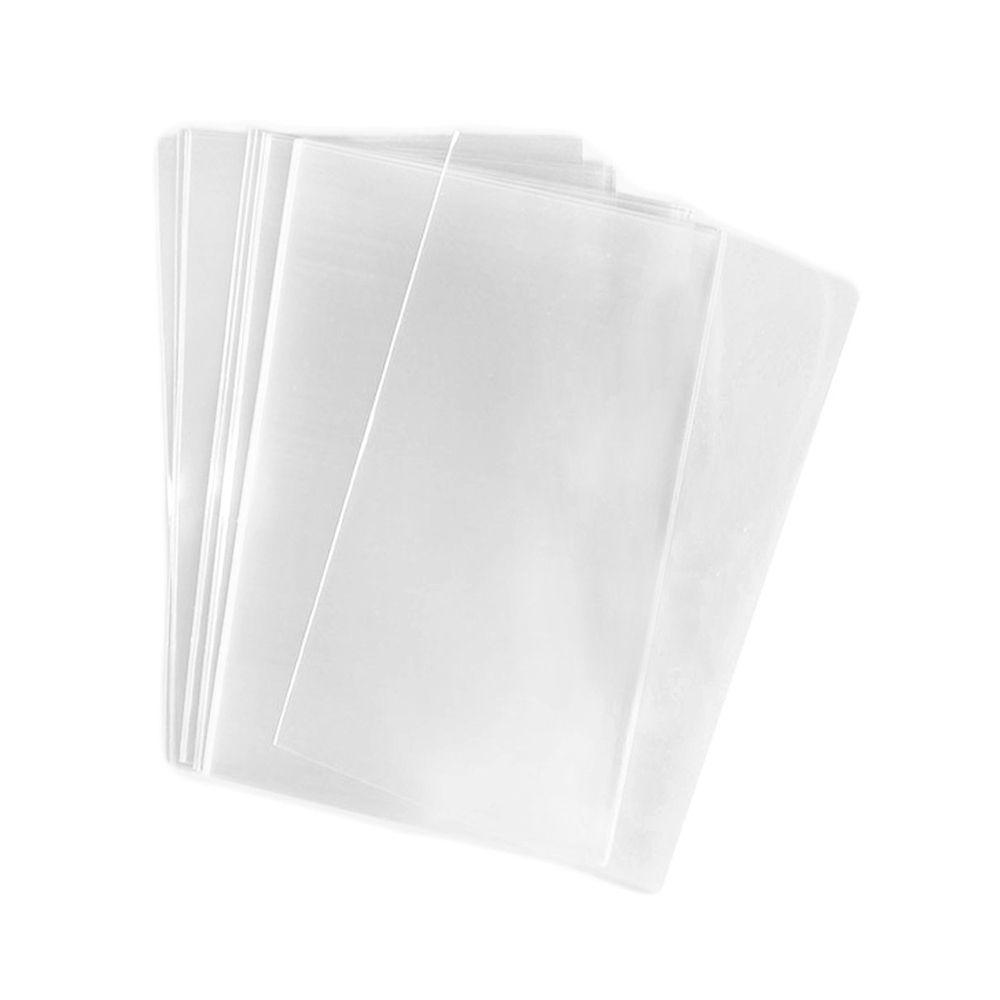 Saco Transparente 15 x 29cm (100 uni) - Cromus