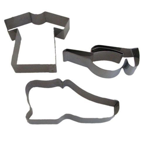 Kit Cortadores - Roupa Esporte
