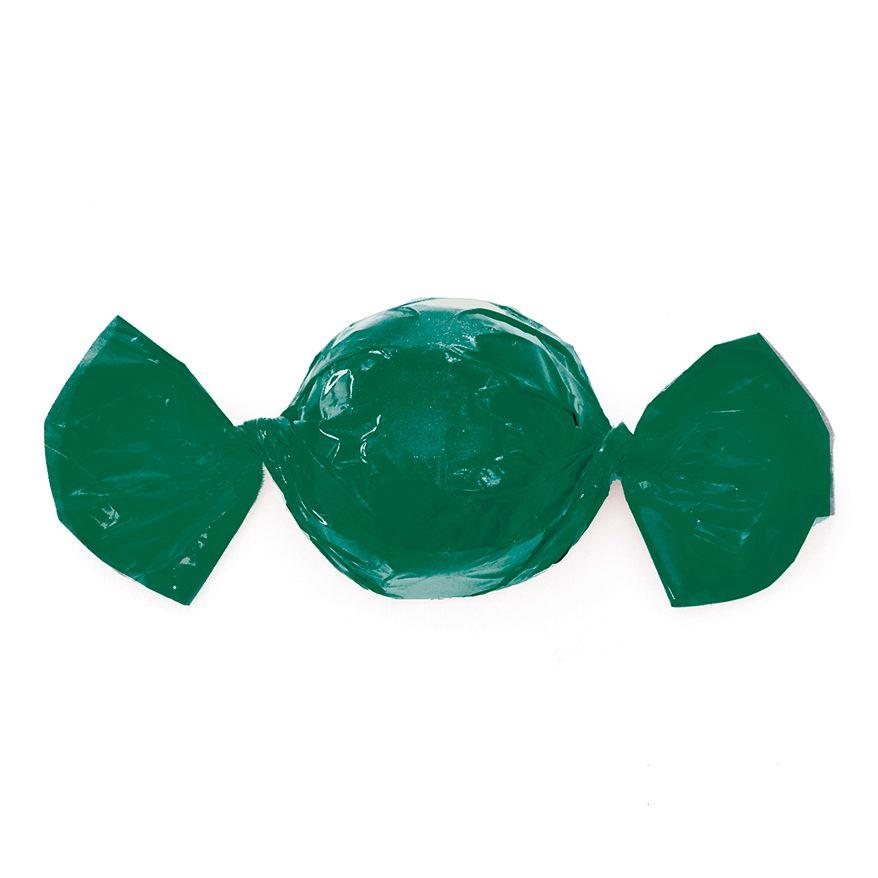 Papel para Embrulhar Trufas 14,5 x 15,5cm (100uni) Verde - Cromus