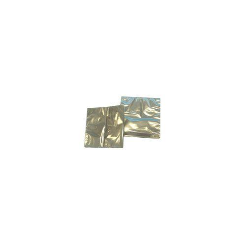 Papel Celofane de Torção Transparente Cortado (100g) - 6 x 6cm