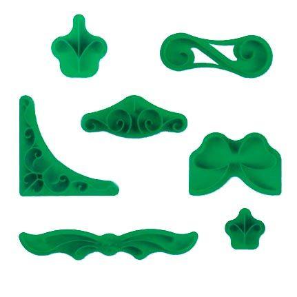 Marcador de Bolos - Verde