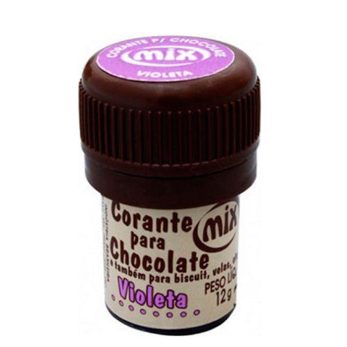 Corante para Chocolate Mix - Violeta