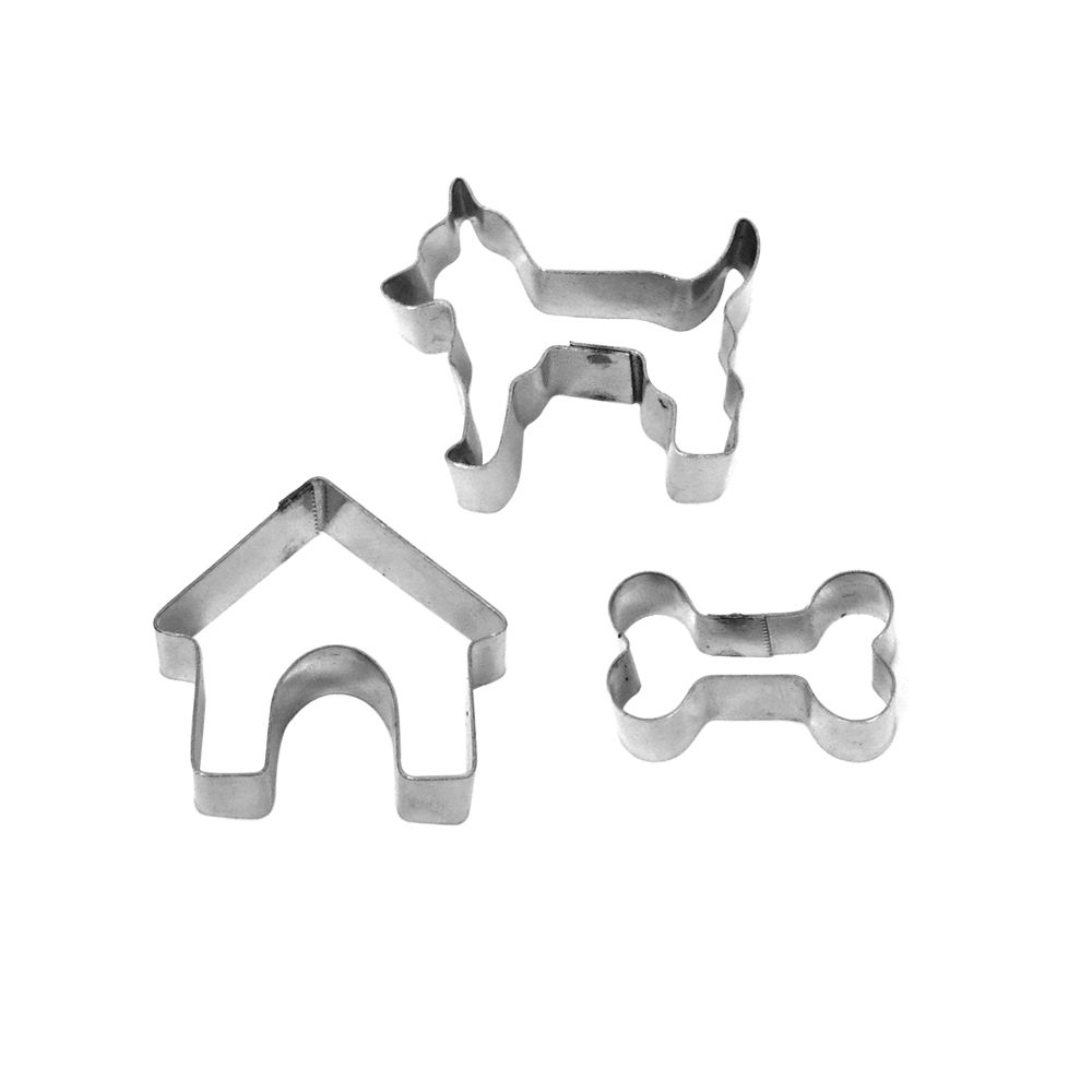 Kit Cortadores Cachorro Mini - RM