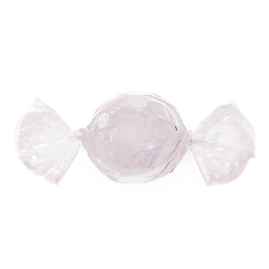 Papel para Embrulhar Trufas 14,5 x 15,5cm (100uni) Liso Branco - Cromus