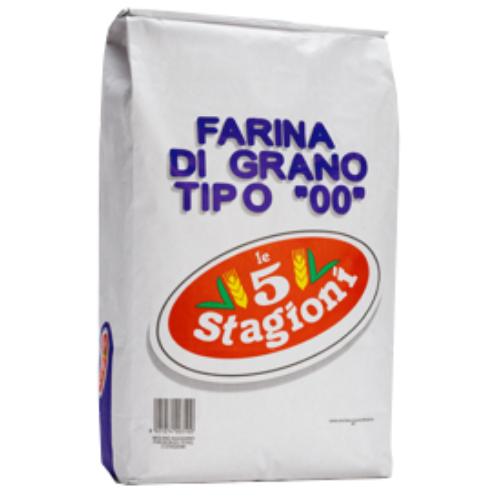 Farinha de Trigo 00 Superiore (1kg) - le 5 Stagioni