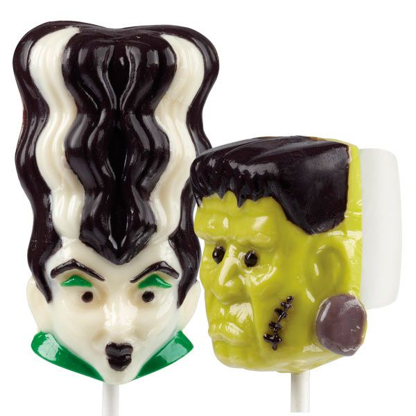 Halloween Mask Marshmallow Candy Mold - Wilton