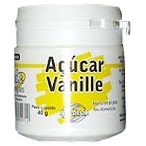 Açúcar Vanille 40g - Arcolor
