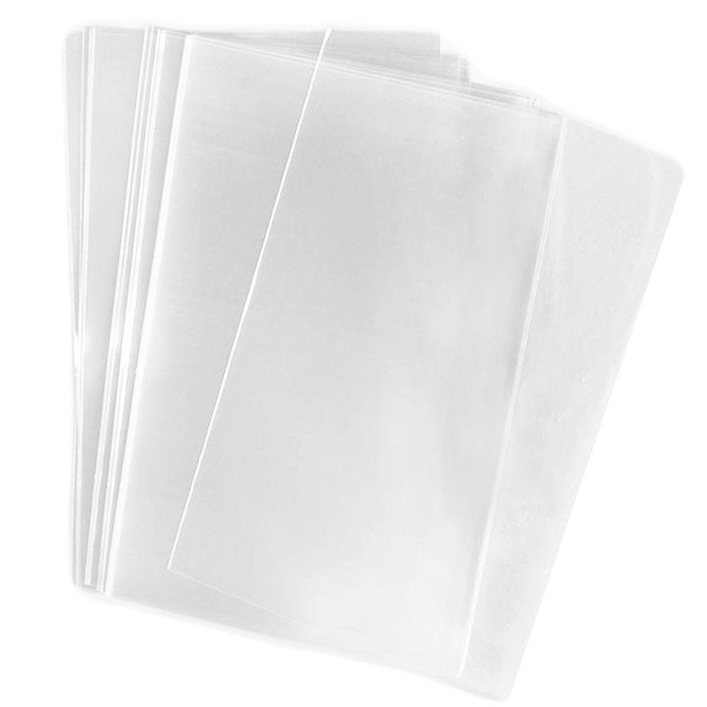 Saco Transparente 20 x 29cm (100 uni) - Cromus