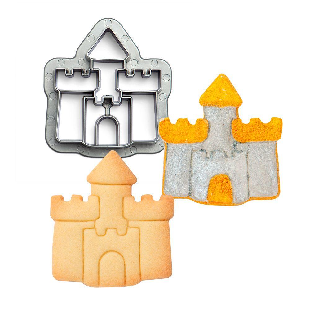 Cortador Castelo (1pc) - Decora