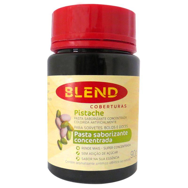 Pasta Saborizante Concentrada Pistache 90g - Blend