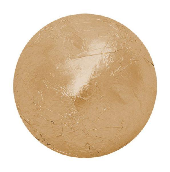 Folha Chumbo 16,0 x 15,6cm (300uni) - Ouro Fosco