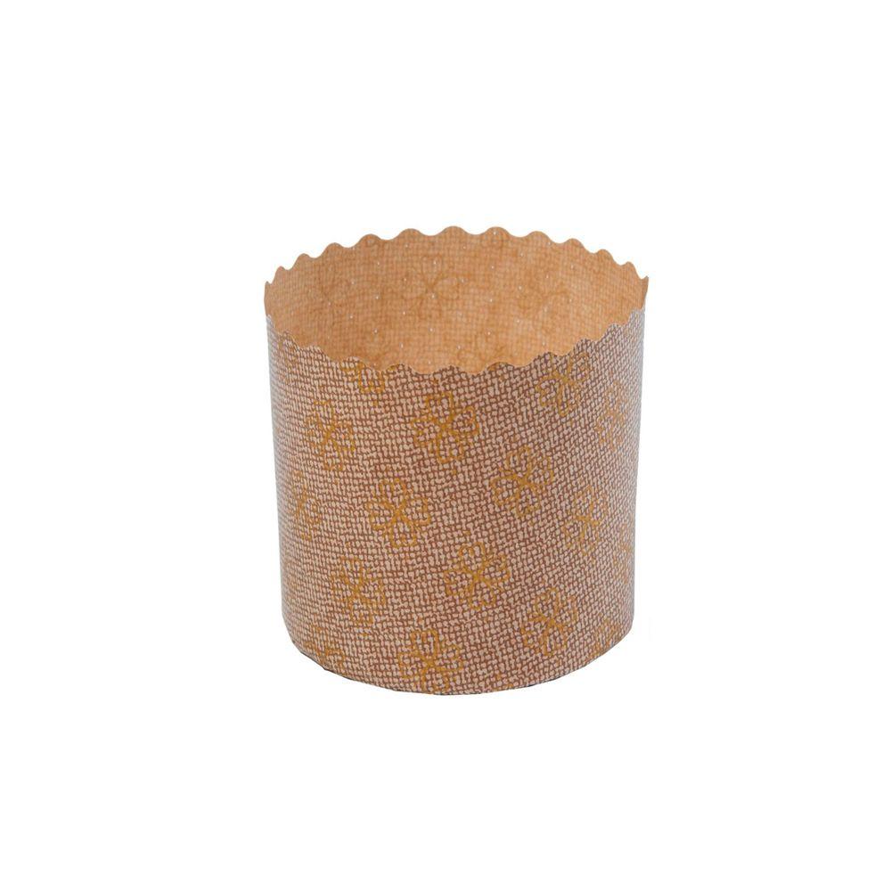 Forma para Panetone 250g (12uni) - Sulformas