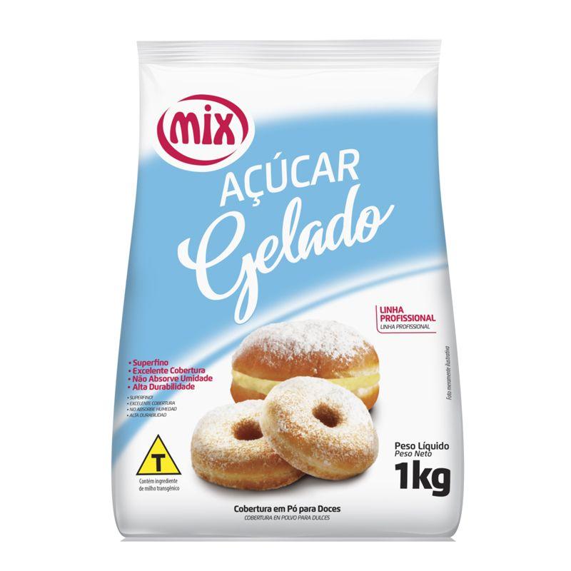 Açúcar Gelado 1kg - Mix