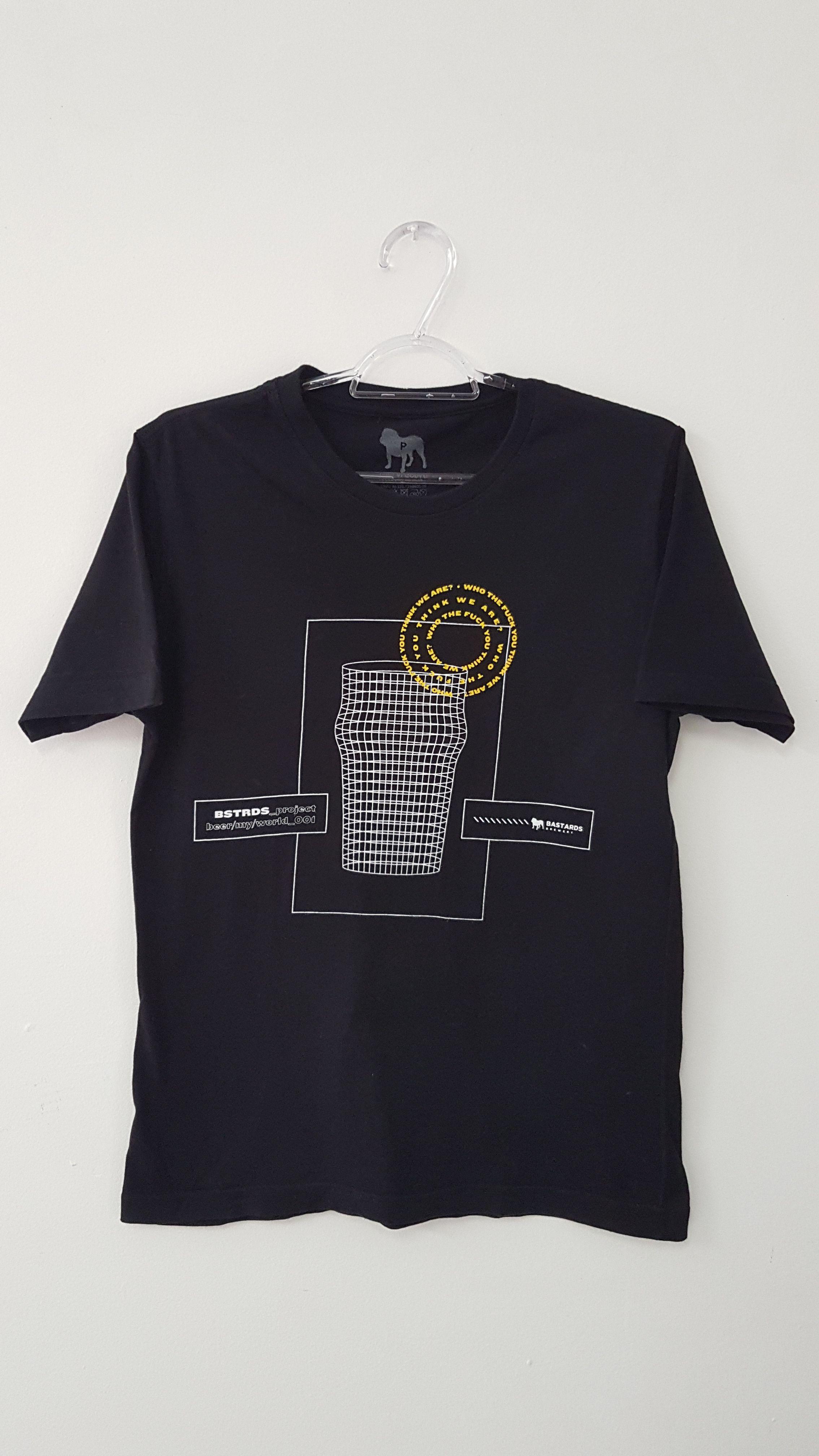 Camiseta Copo Pint