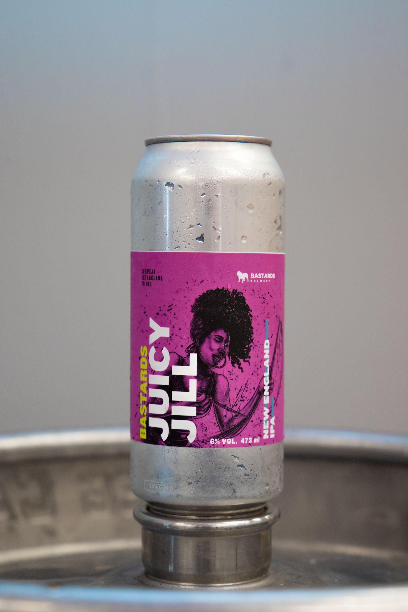 Juicy Jill - NE IPA - 473ml