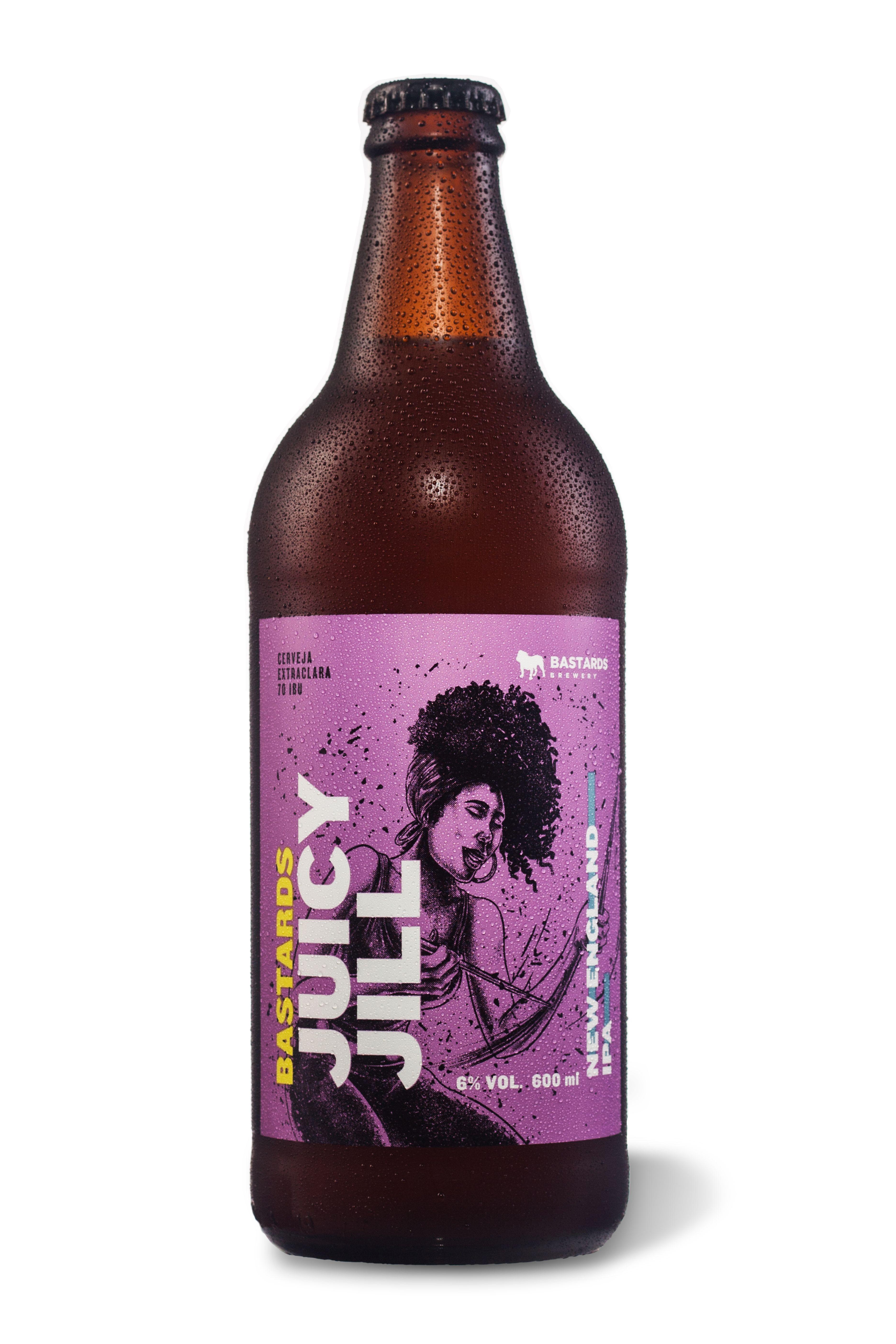 Juicy Jill - NE IPA - 600ml