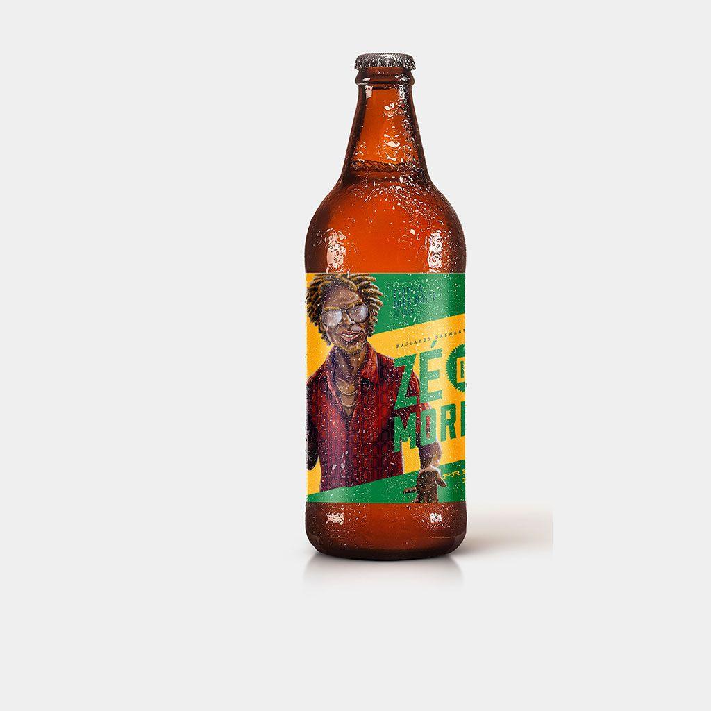 Zé do Morro - Premium Lager - 600ml