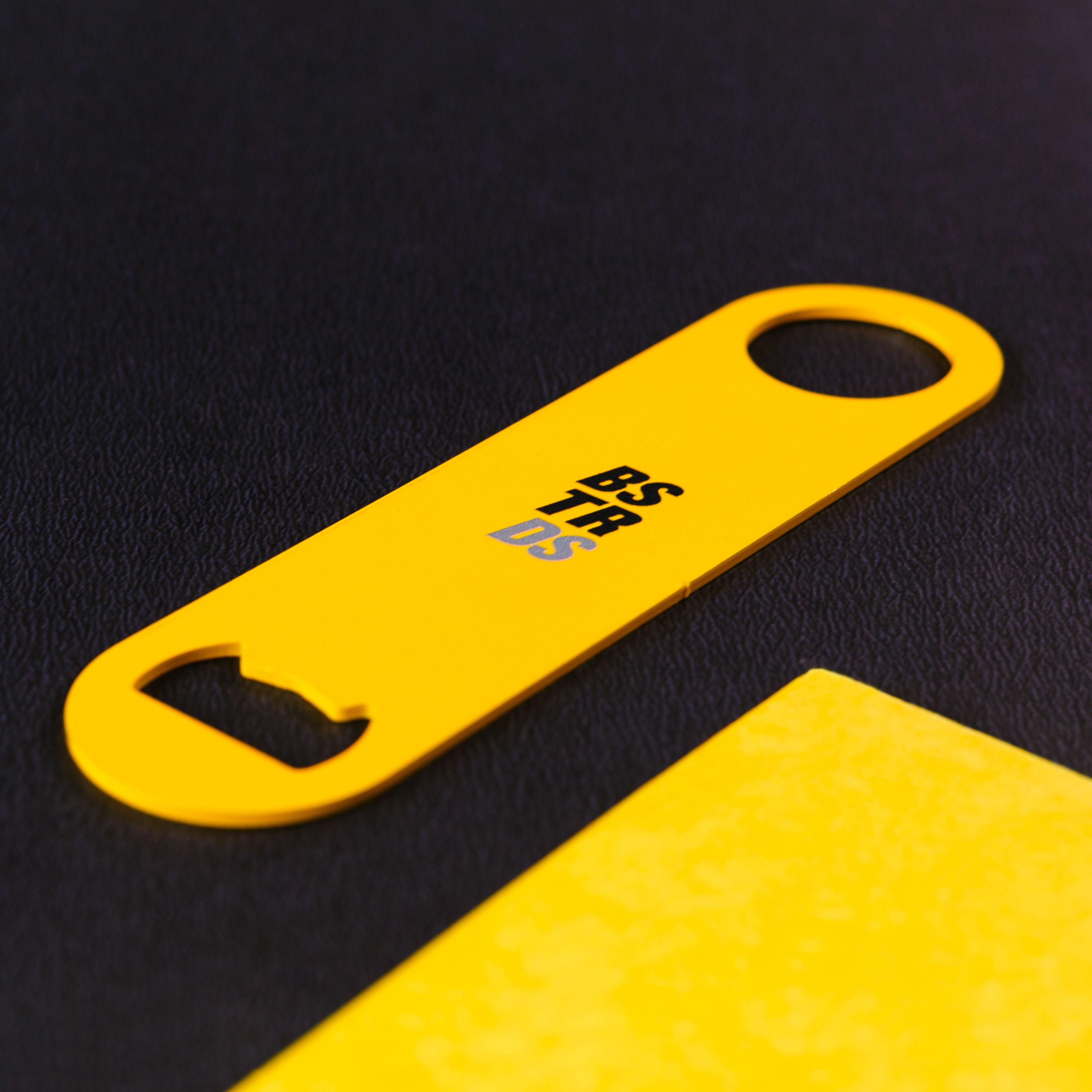 Abridor de Metal - Amarelo